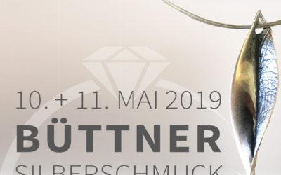 10. und 11. Mai 2019 – Büttner Silberschmuck Ausstellung